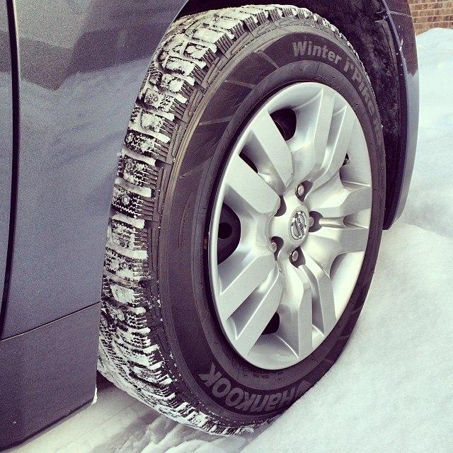 Montaggio degli pneumatici invernali - cosa dice la legge